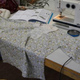 Couture Créations textiles - Les Créateliers 2019-2020, Genève, Paquis