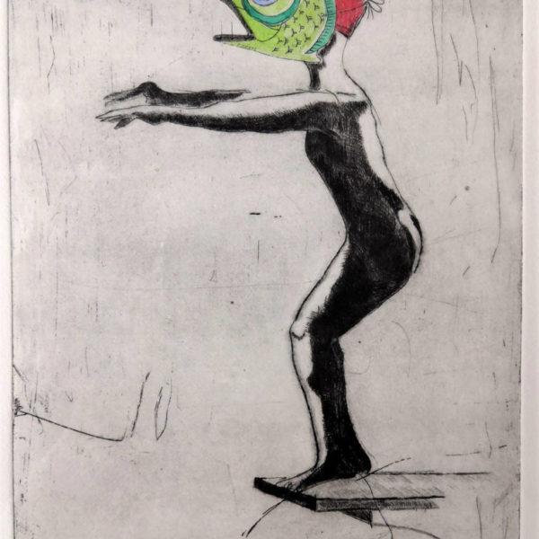 Gravure – Estampe, Stage Les Créateliers