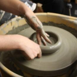 Céramique tournage