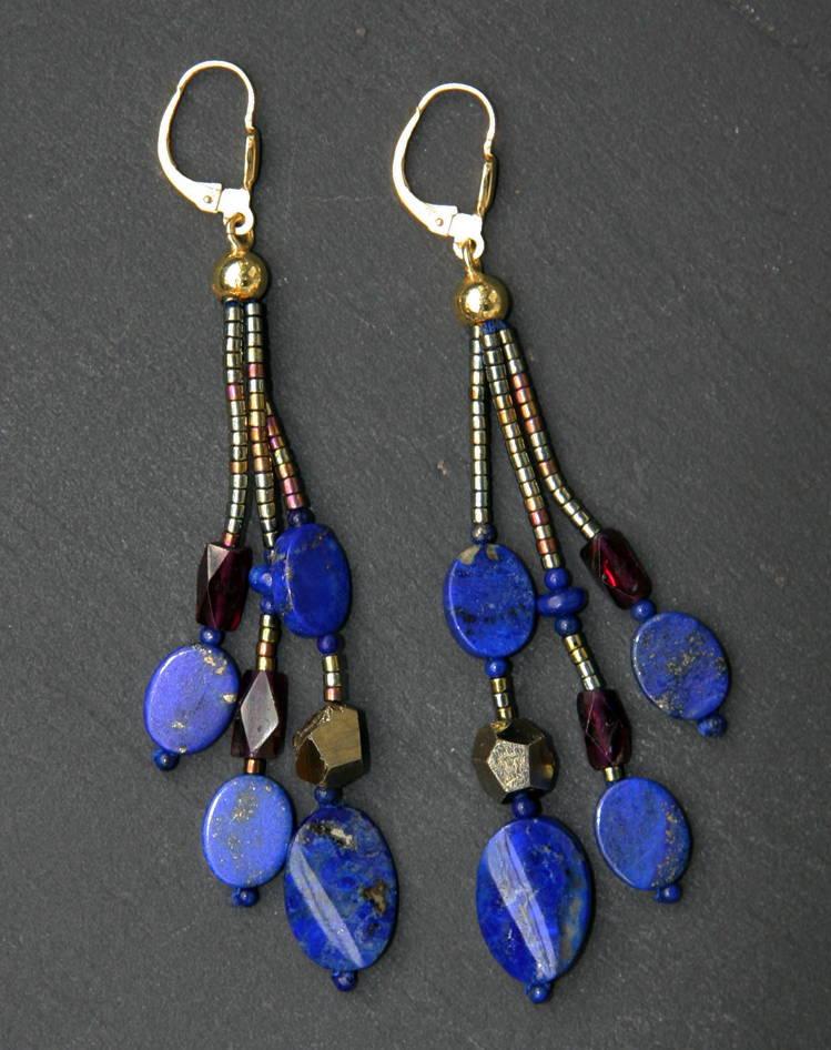 bijoux de perles et accessoires