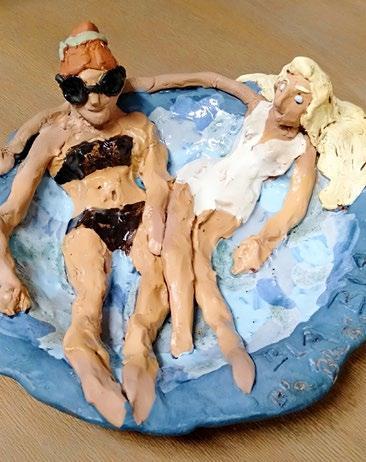 Sculpture – Modelage, Activités adultes, Les Créateliers