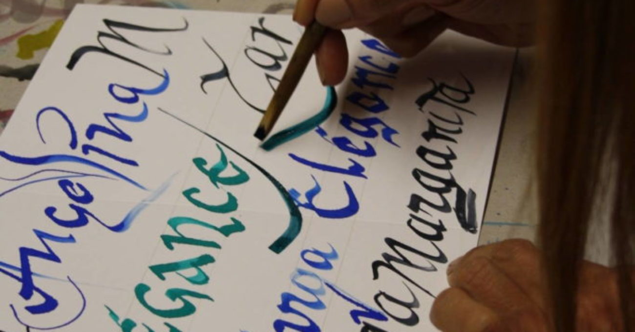 Calligraphie Free-style