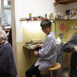 """Ateliers Vivre ensemble """"bijouterie"""" et """"dessin & peinture"""""""